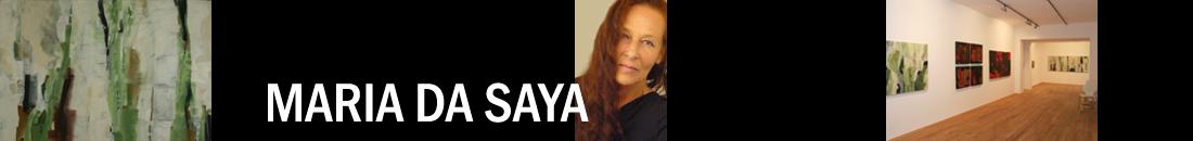 Maria Da Saya – Malerei